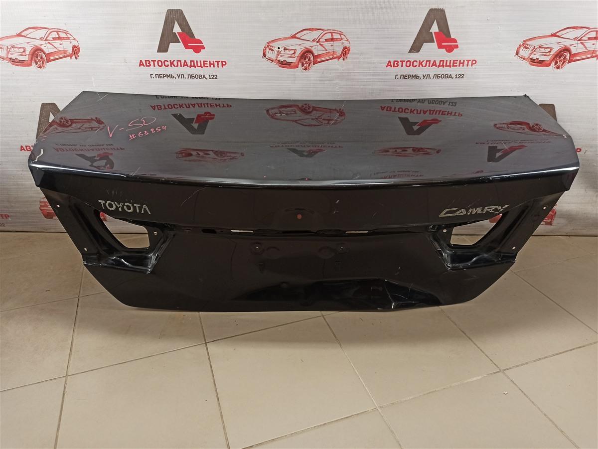 Крышка багажника Toyota Camry (Xv50) 2011-2017