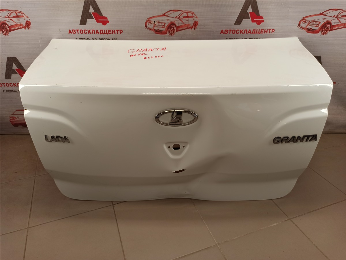 Крышка багажника Lada Granta 2011