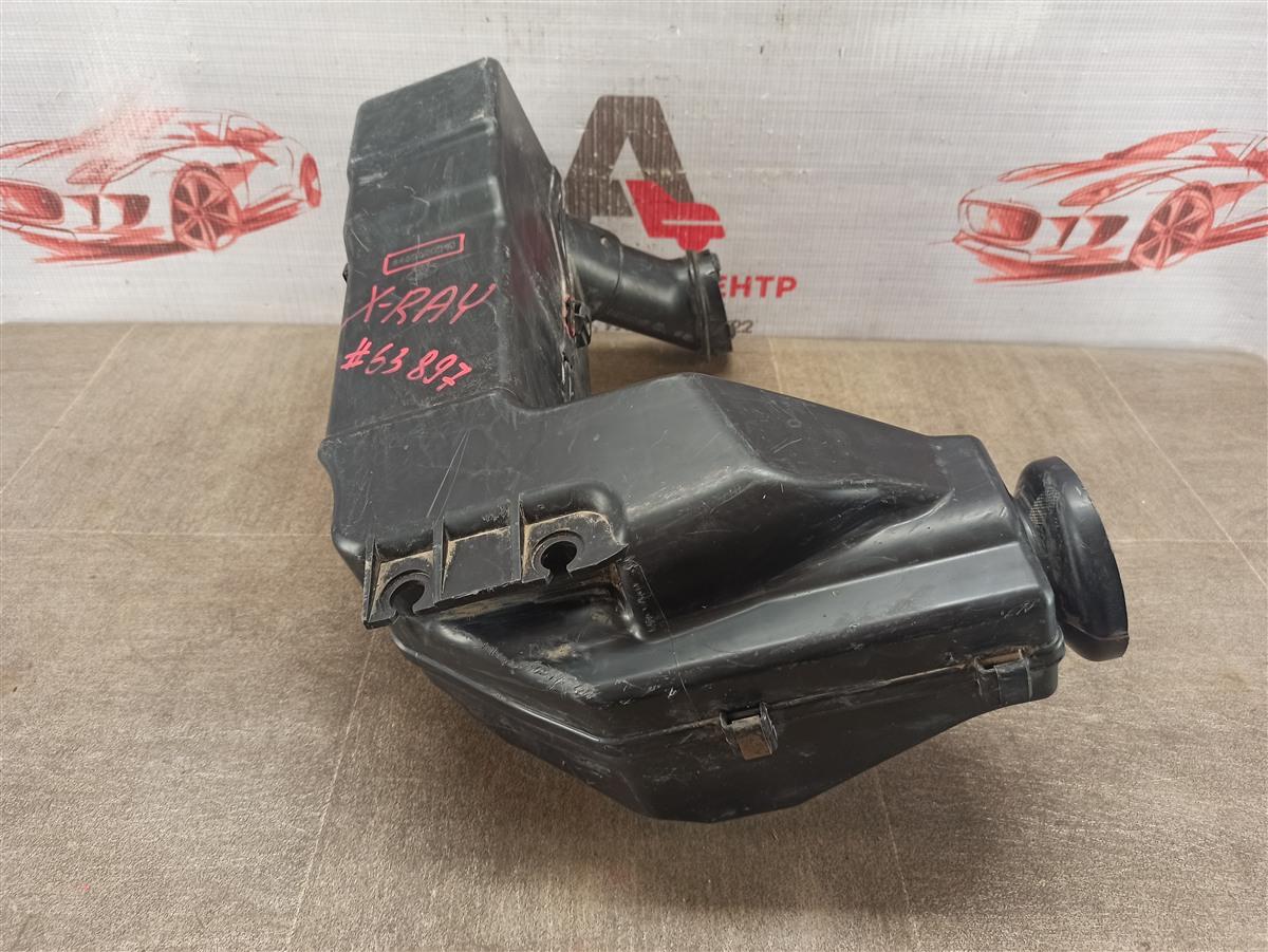 Воздуховод - воздушный ресивер (резонатор) Lada X-Ray