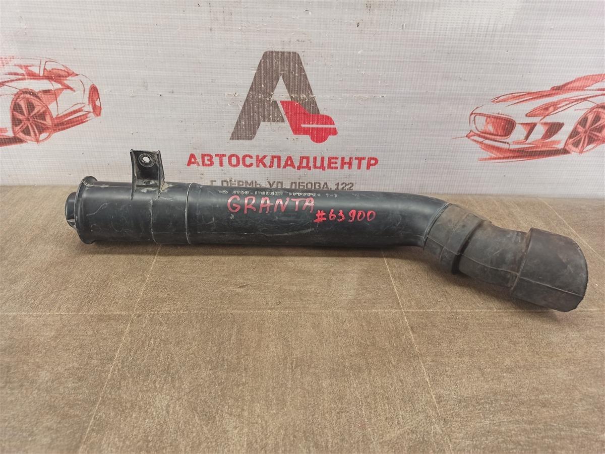 Воздуховод - патрубок системы впуска Lada Granta