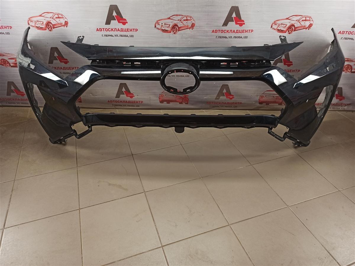 Бампер передний Toyota Rav-4 (Xa50) 2018-Н.в.