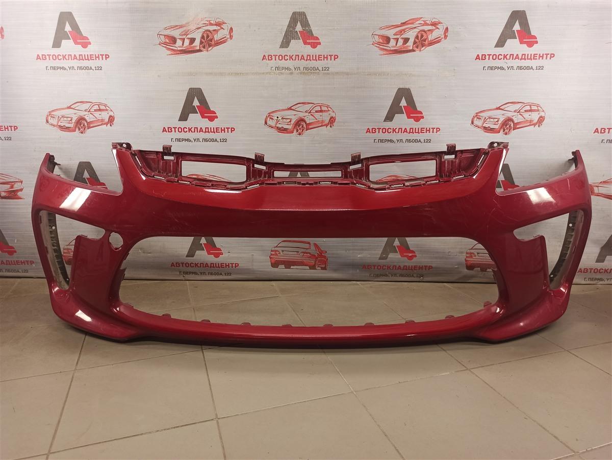 Бампер передний Kia Rio (2017-Н.в.)