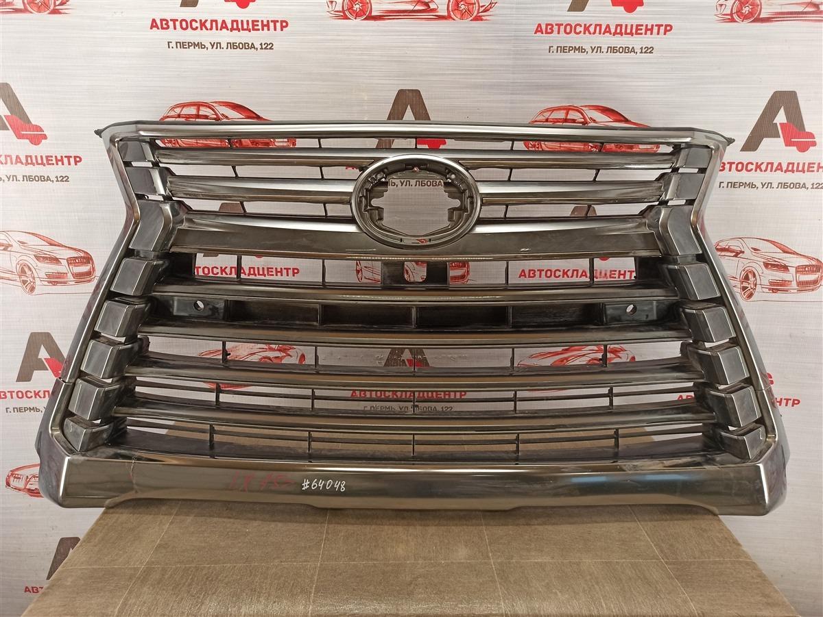 Решетка радиатора Lexus Lx -Series 2007-Н.в. 2015
