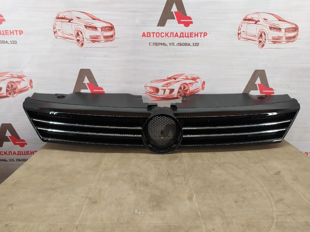 Решетка радиатора Volkswagen Jetta (Mk6) 2010-2019 2010