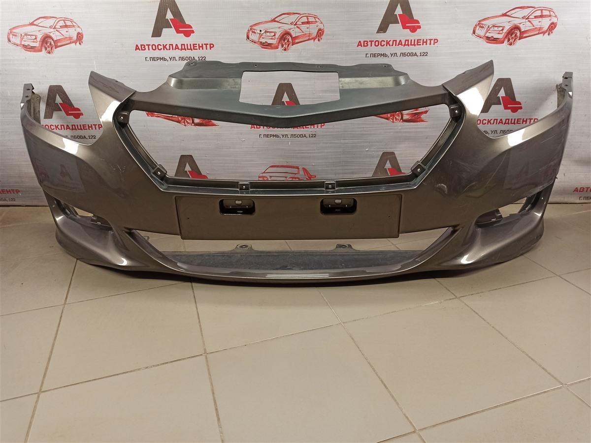 Бампер передний Datsun On-Do (2014-Н.в.) 2014