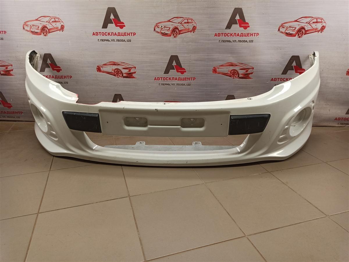 Бампер передний Lada Granta 2014