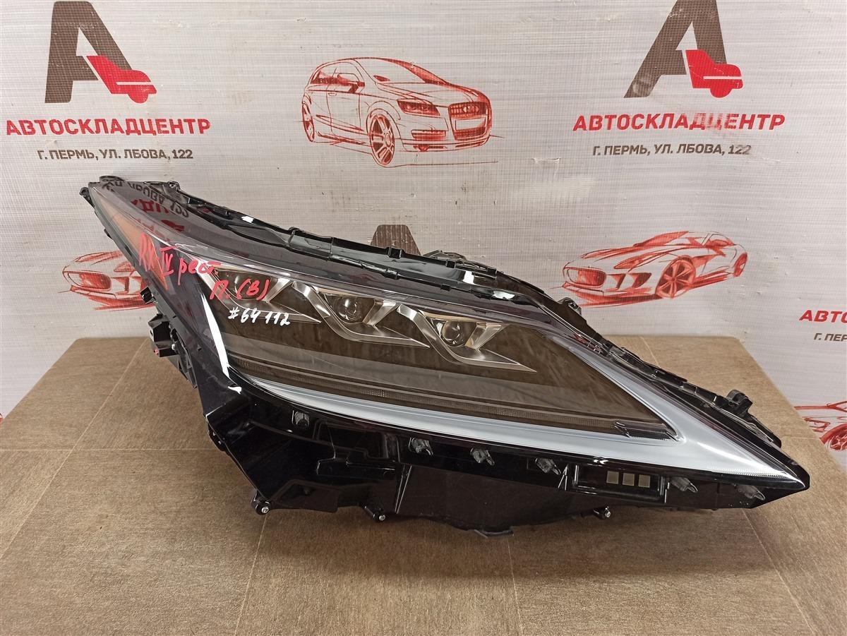 Фара правая Lexus Rx -Series 2015-Н.в. 2019