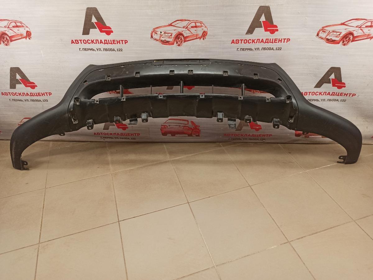 Бампер передний Hyundai Santa-Fe (2006-2012) 2009 нижний