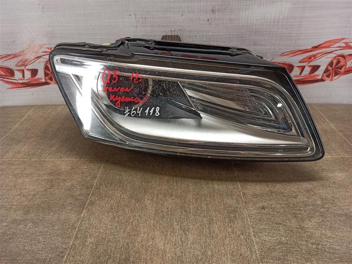 Фара правая Audi Q5 (2008-2017) 2012