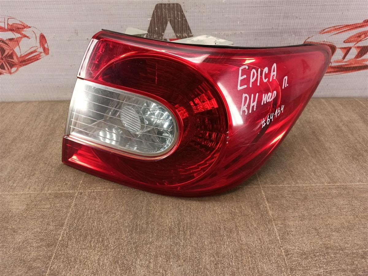 Фонарь правый Chevrolet Epica 2009