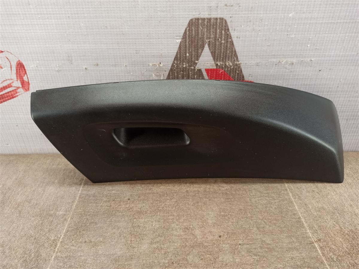 Релинг крыши - накладка Renault Duster (2010-Н.в.) передний правый