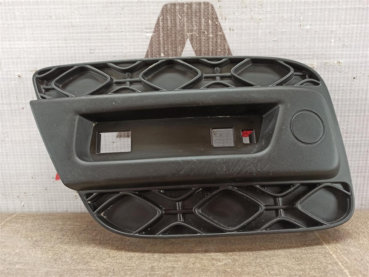 Решетка бампера заднего Renault Sandero (2014-Н.в.) правая