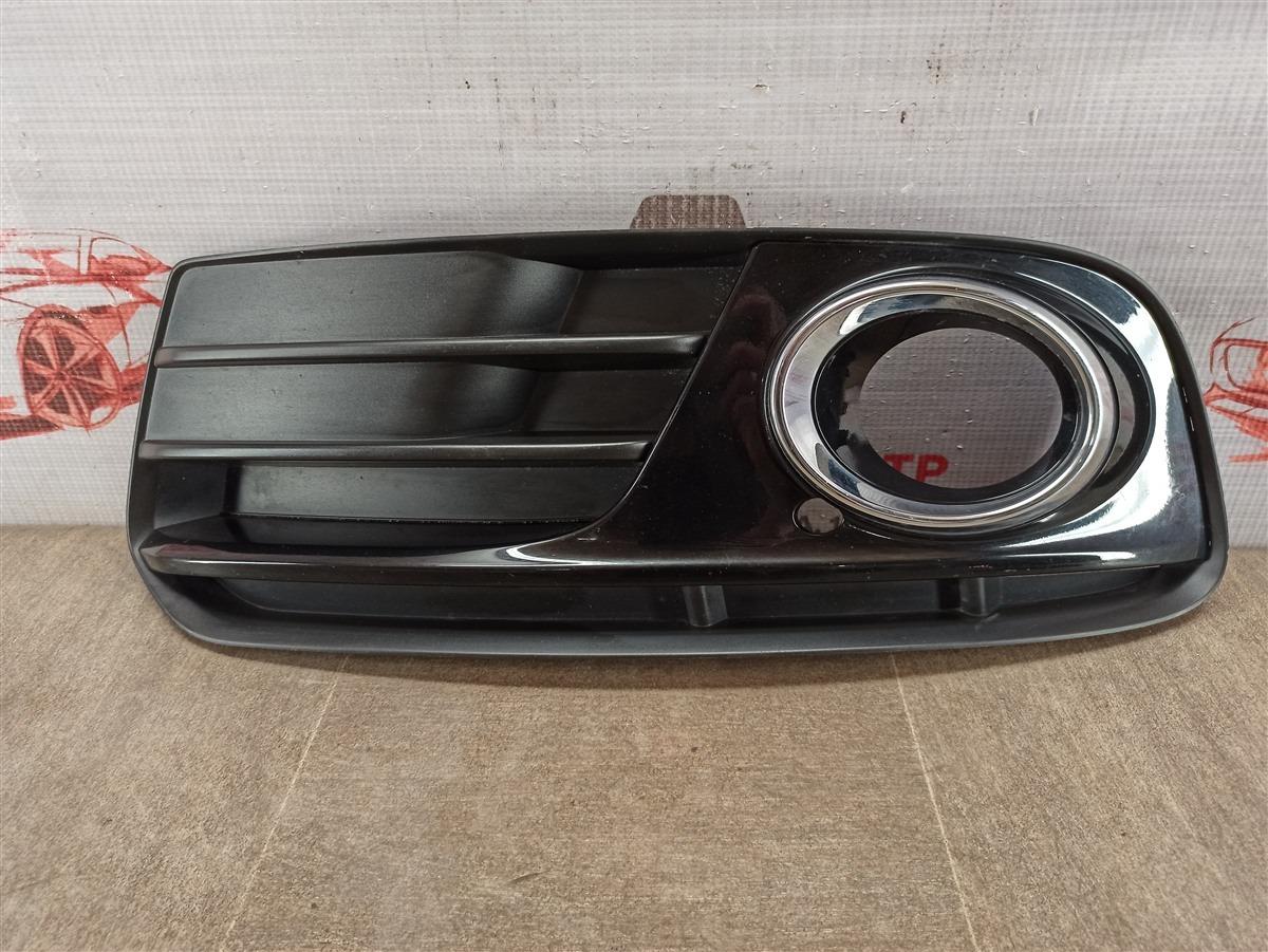 Решетка бампера переднего Audi Q5 (2008-2017) 2012 левая