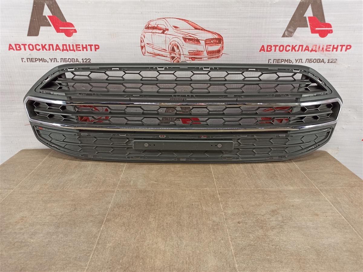 Решетка бампера переднего Ford Ecosport 2014-Н.в.