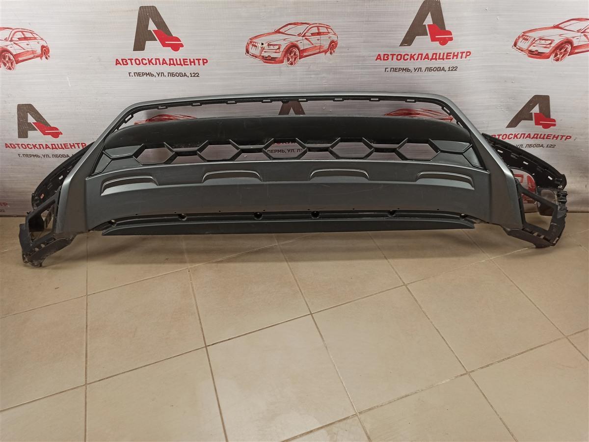 Бампер передний Volkswagen Tiguan (2017-Н.в.)