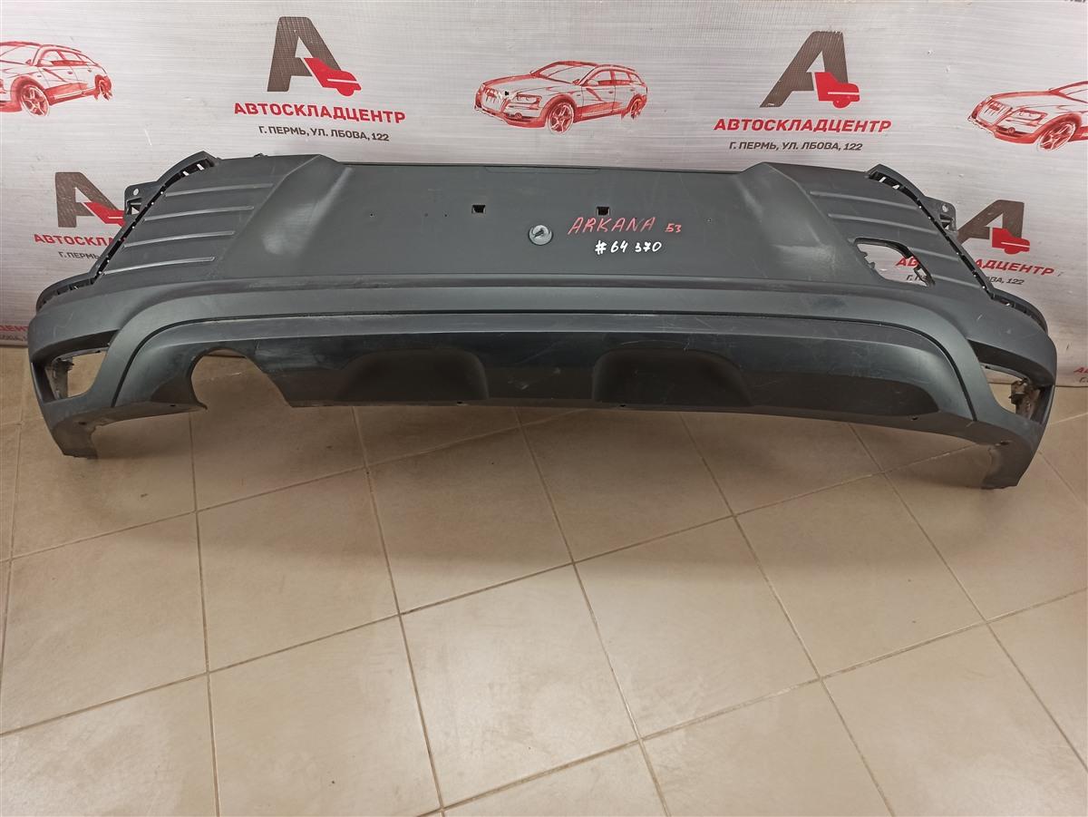 Бампер задний Renault Arkana (2018-Н.в.)