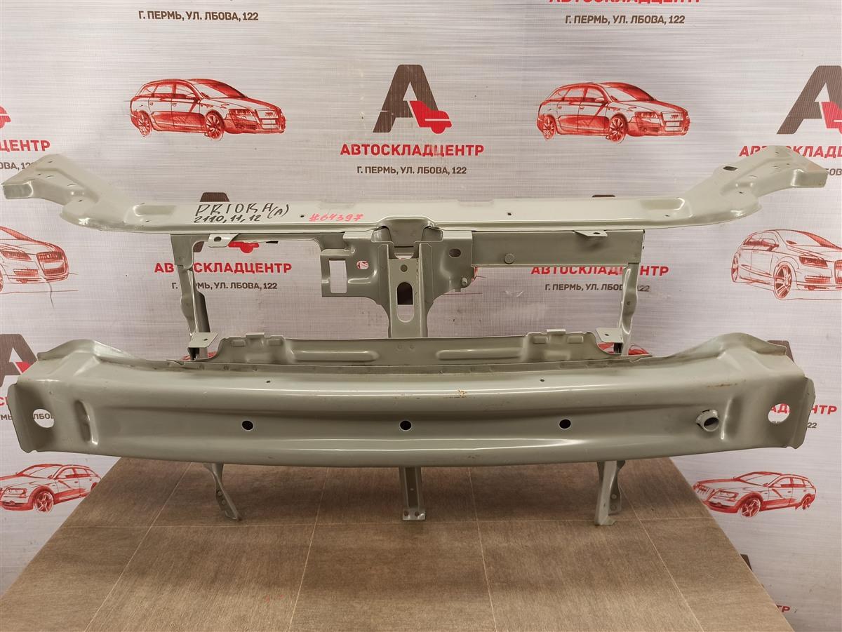 Панель передка (телевизор) - рамка радиатора Lada Priora