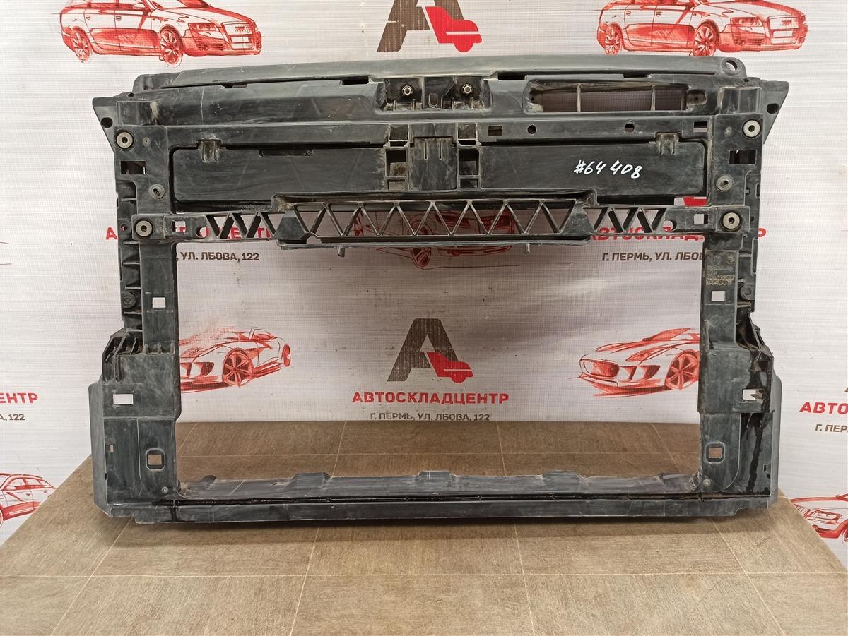 Панель передка (телевизор) - рамка радиатора Volkswagen Polo (Mk5) Седан 2010-2020 2015