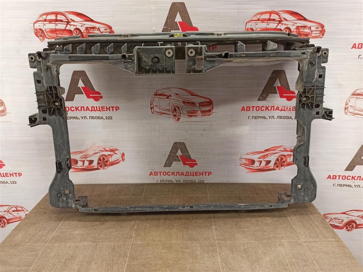 Панель передка (телевизор) - рамка радиатора Volkswagen Tiguan (2007-2017)
