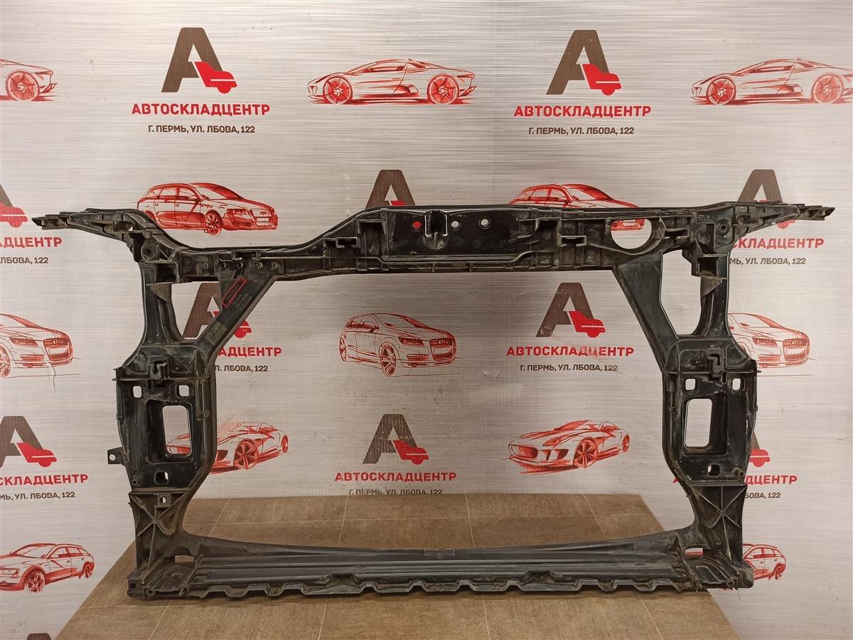 Панель передка (телевизор) - рамка радиатора Audi Q5 (2008-2017) 2008