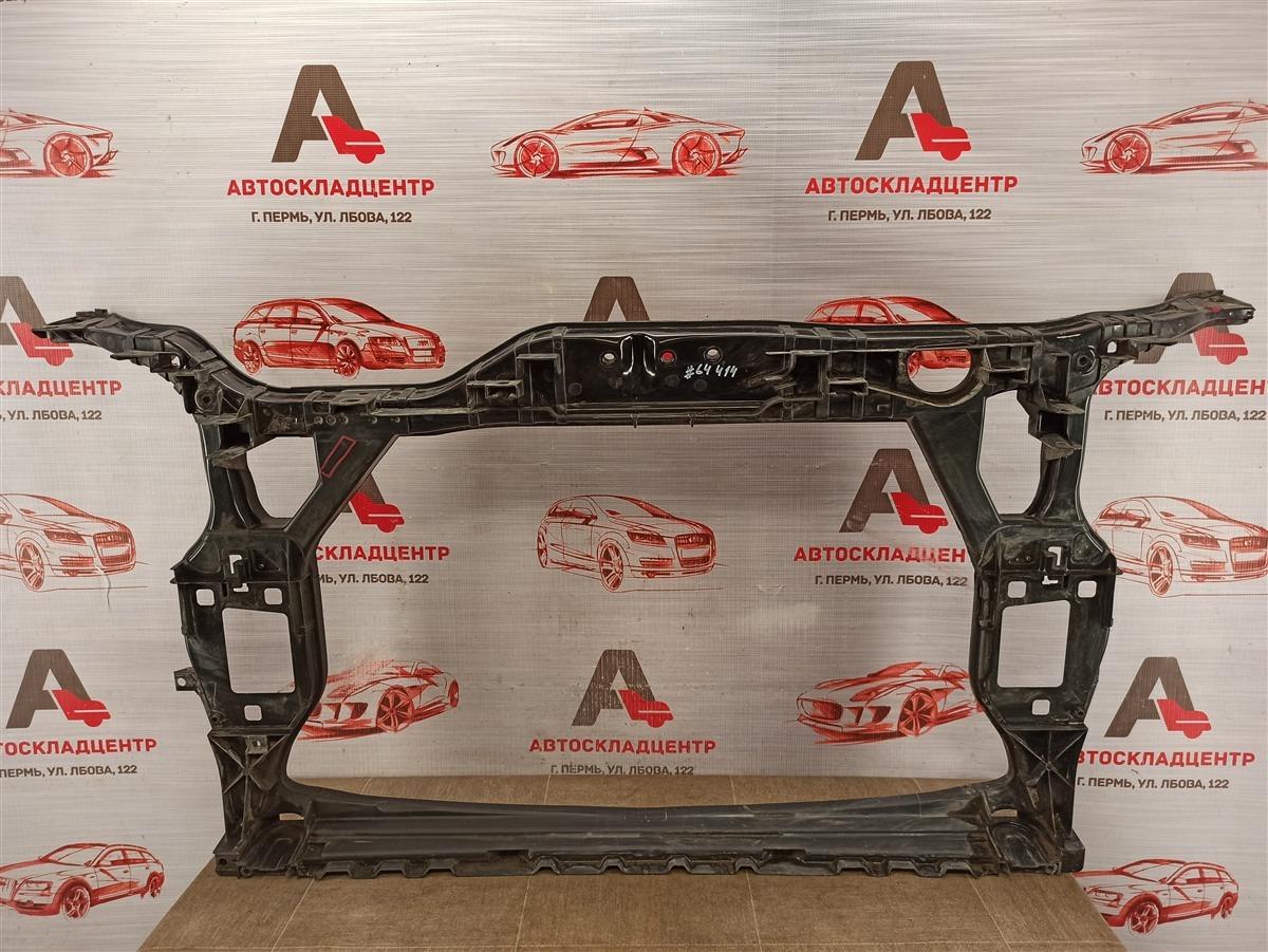 Панель передка (телевизор) - рамка радиатора Audi Q5 (2008-2017) 2012