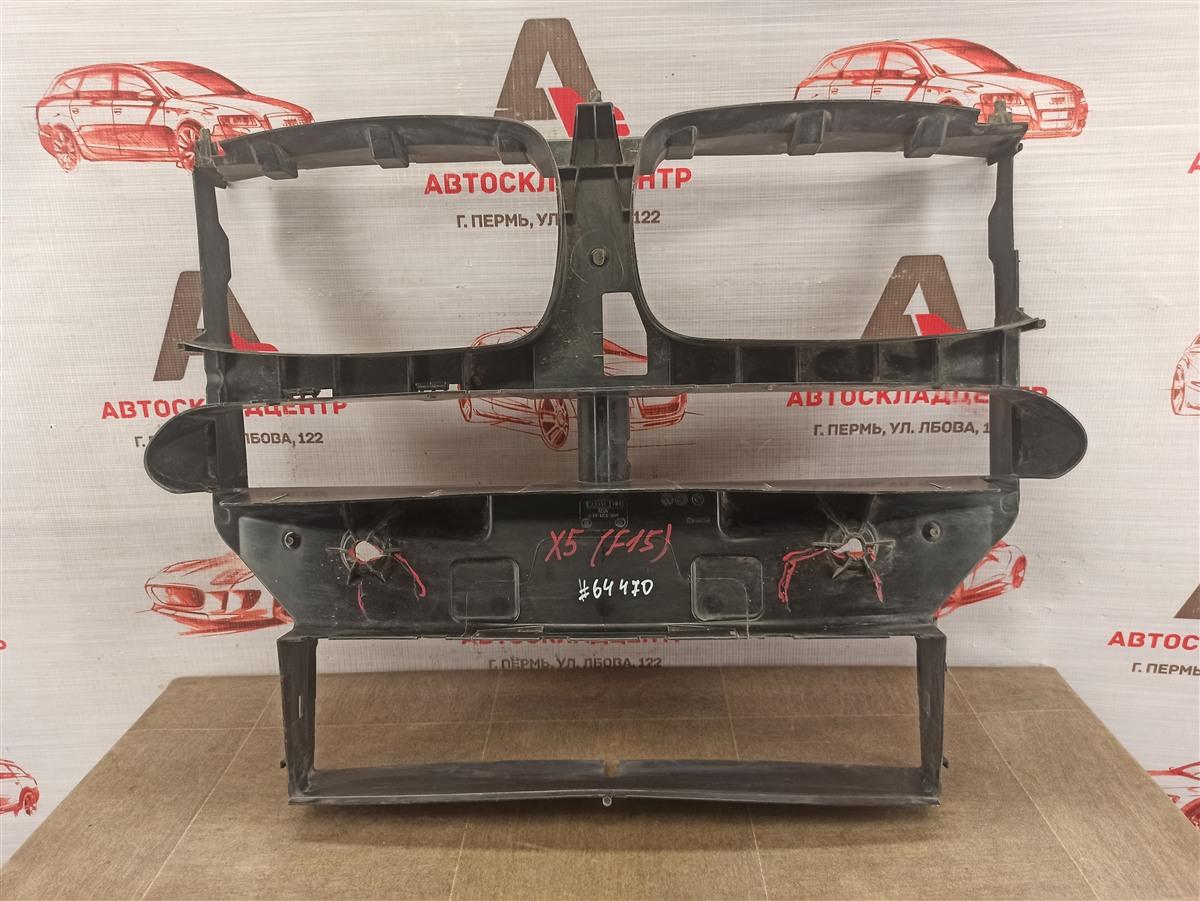 Дефлектор воздушного потока основного радиатора Bmw X5-Series (F15) 2013-2018
