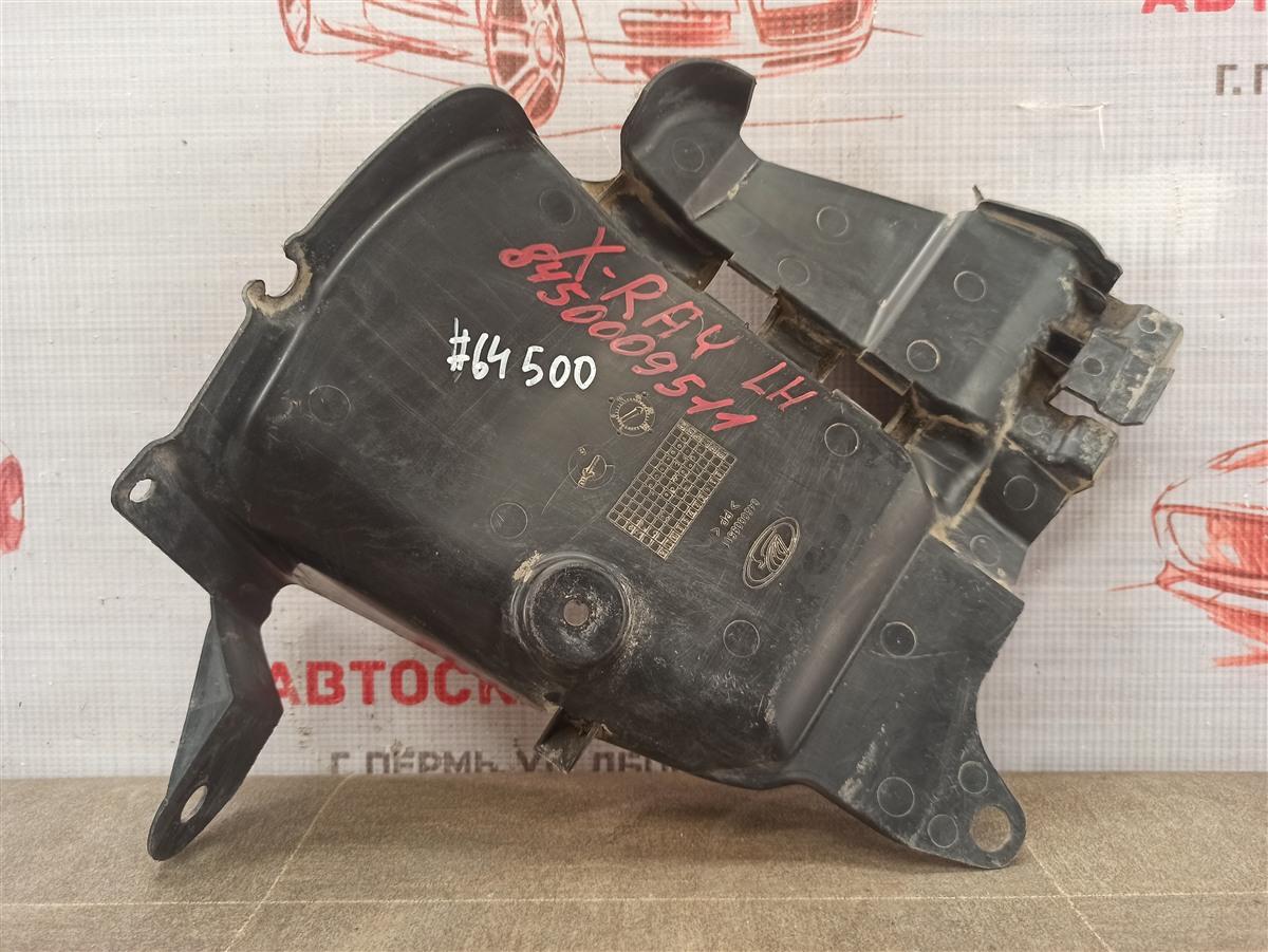 Защита моторного отсека - пыльник двс Lada X-Ray левая