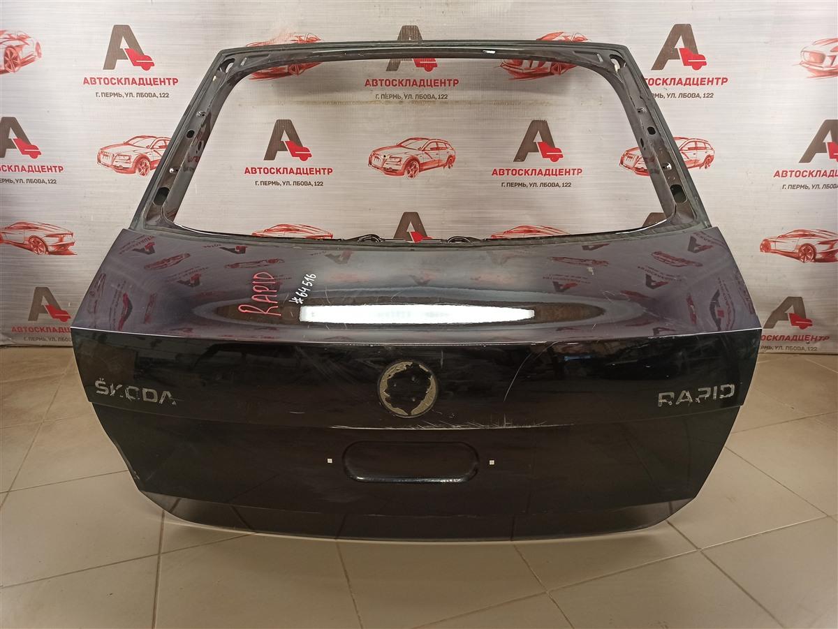 Дверь багажника Skoda Rapid (2012-2020)