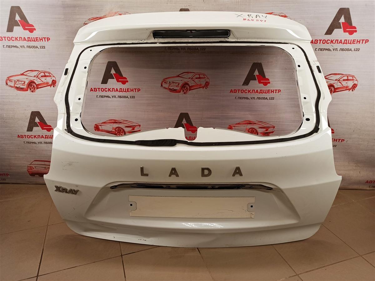 Дверь багажника Lada X-Ray