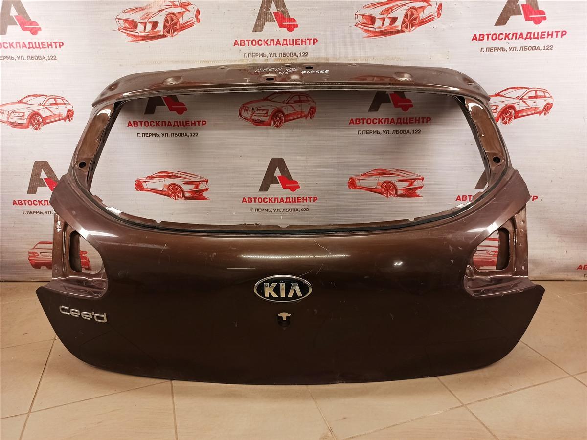 Дверь багажника Kia Ceed (2012-2018)