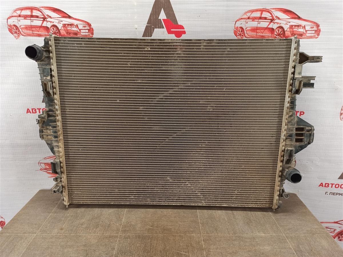 Радиатор охлаждения двигателя Volkswagen Touareg (2010 - 2018)