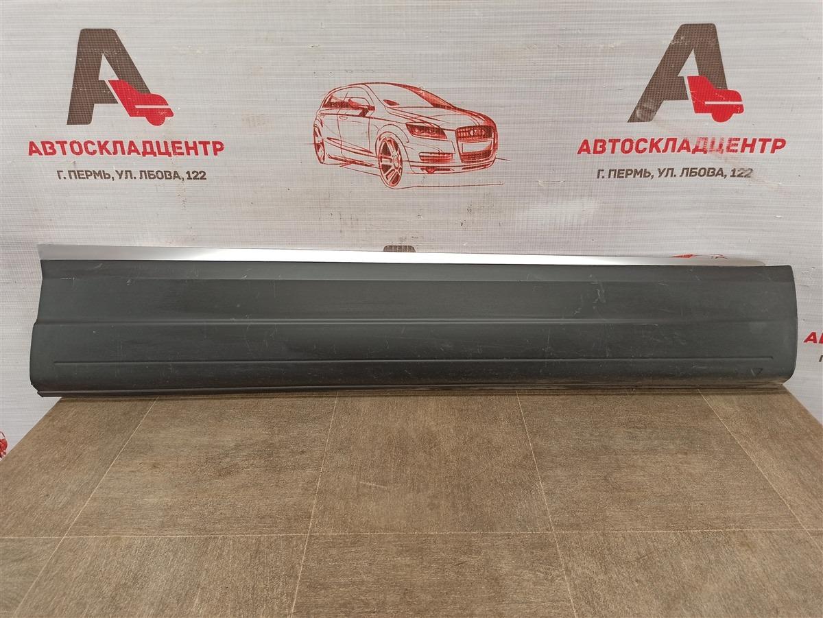 Накладка двери передней правой Volkswagen Tiguan (2007-2017)