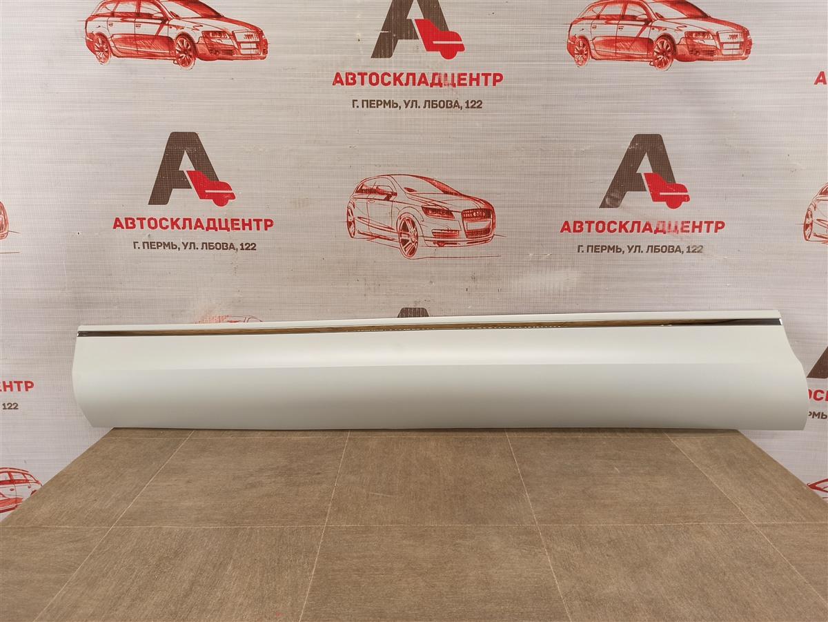 Накладка двери передней левой Audi Q7 (2005-2015)