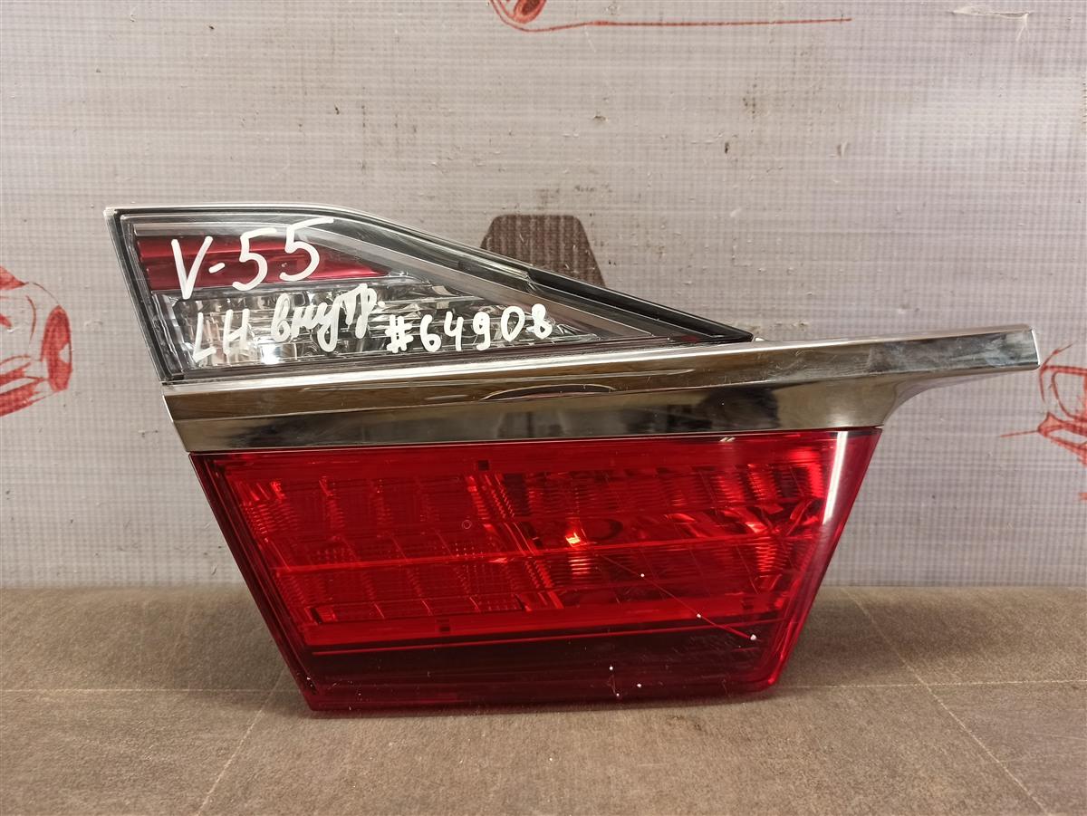 Фонарь левый - вставка в дверь / крышку багажника Toyota Camry (Xv50) 2011-2017 2014