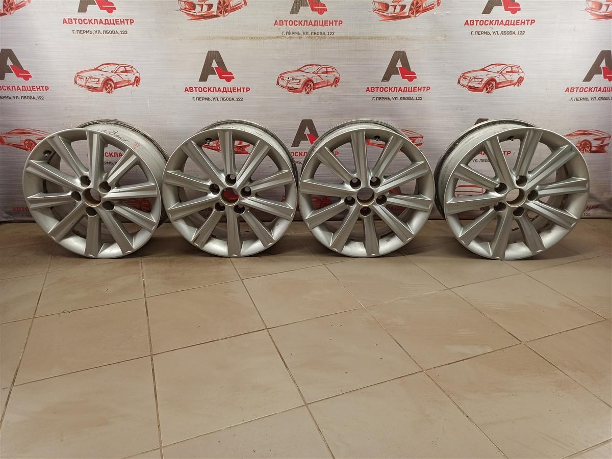 Диск колеса (литой) - комплект Toyota Camry (Xv50) 2011-2017