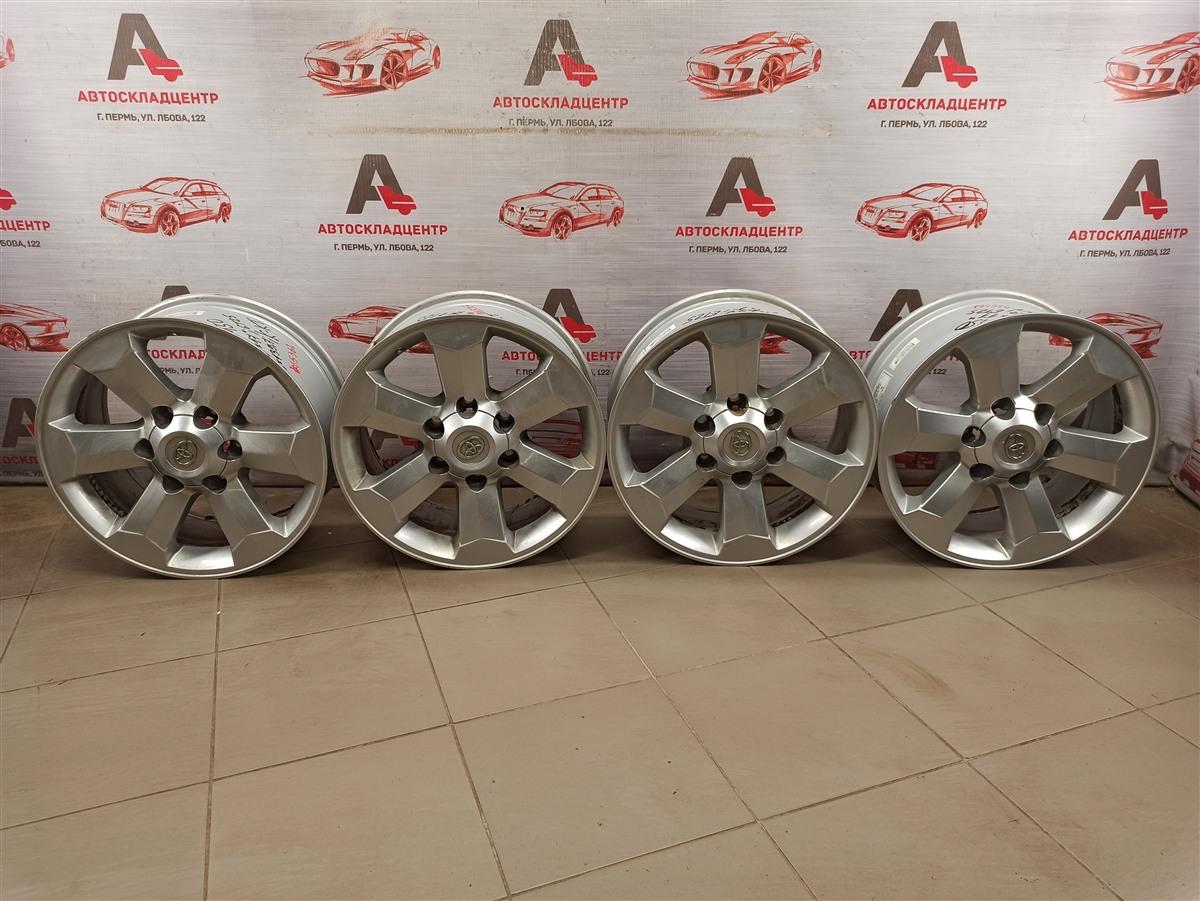 Диск колеса (литой) - комплект Toyota Land Cruiser Prado 150 (2009-Н.в.)