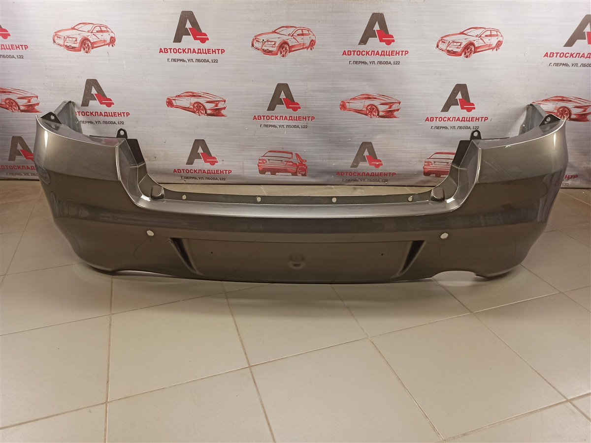 Бампер задний Datsun On-Do (2014-Н.в.)