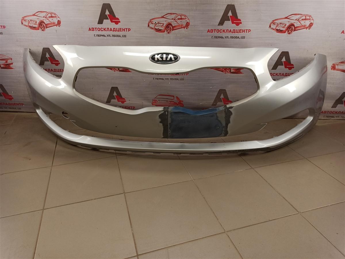 Бампер передний Kia Ceed (2012-2018) 2012