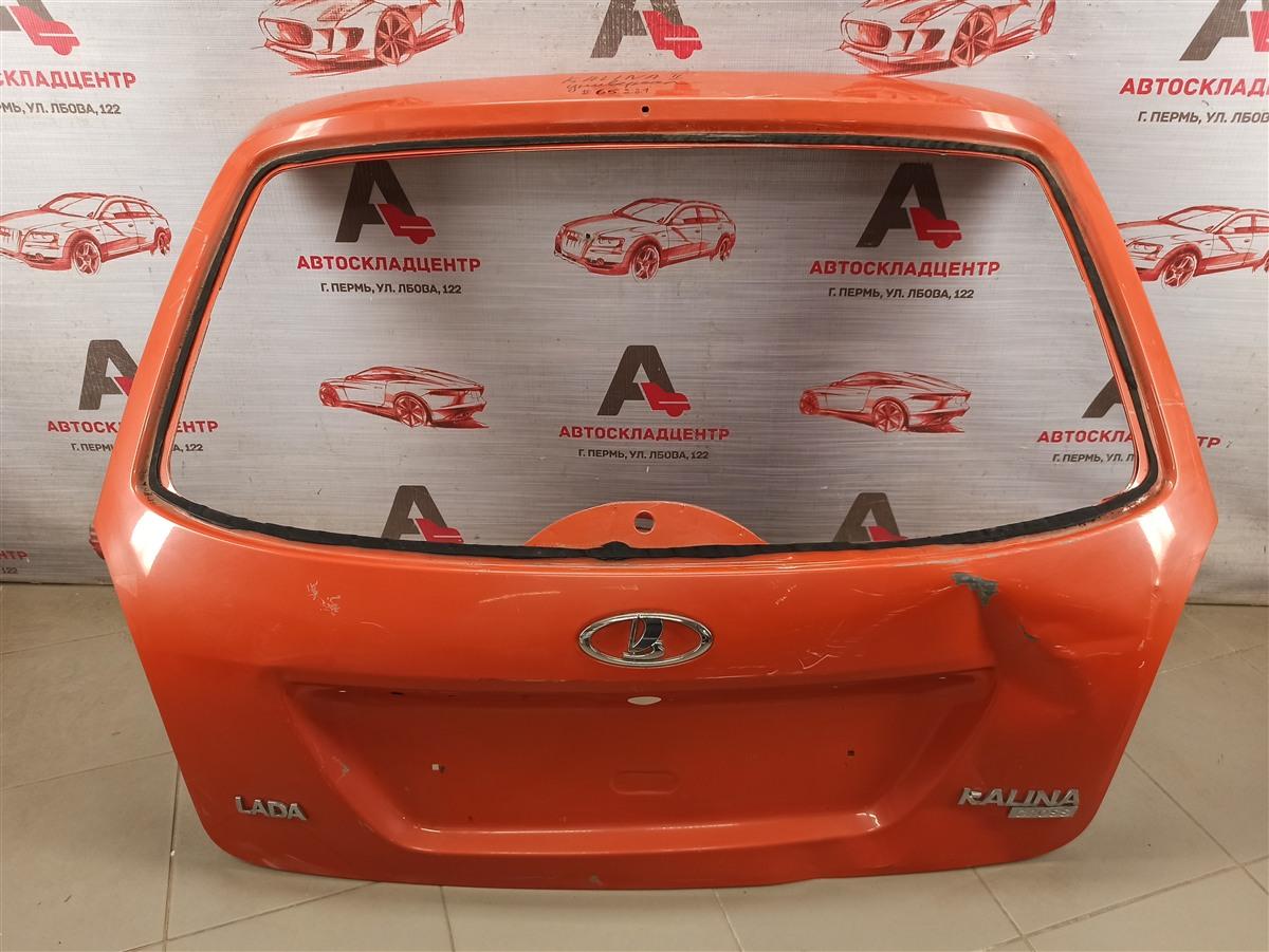 Дверь багажника Lada Granta 2013