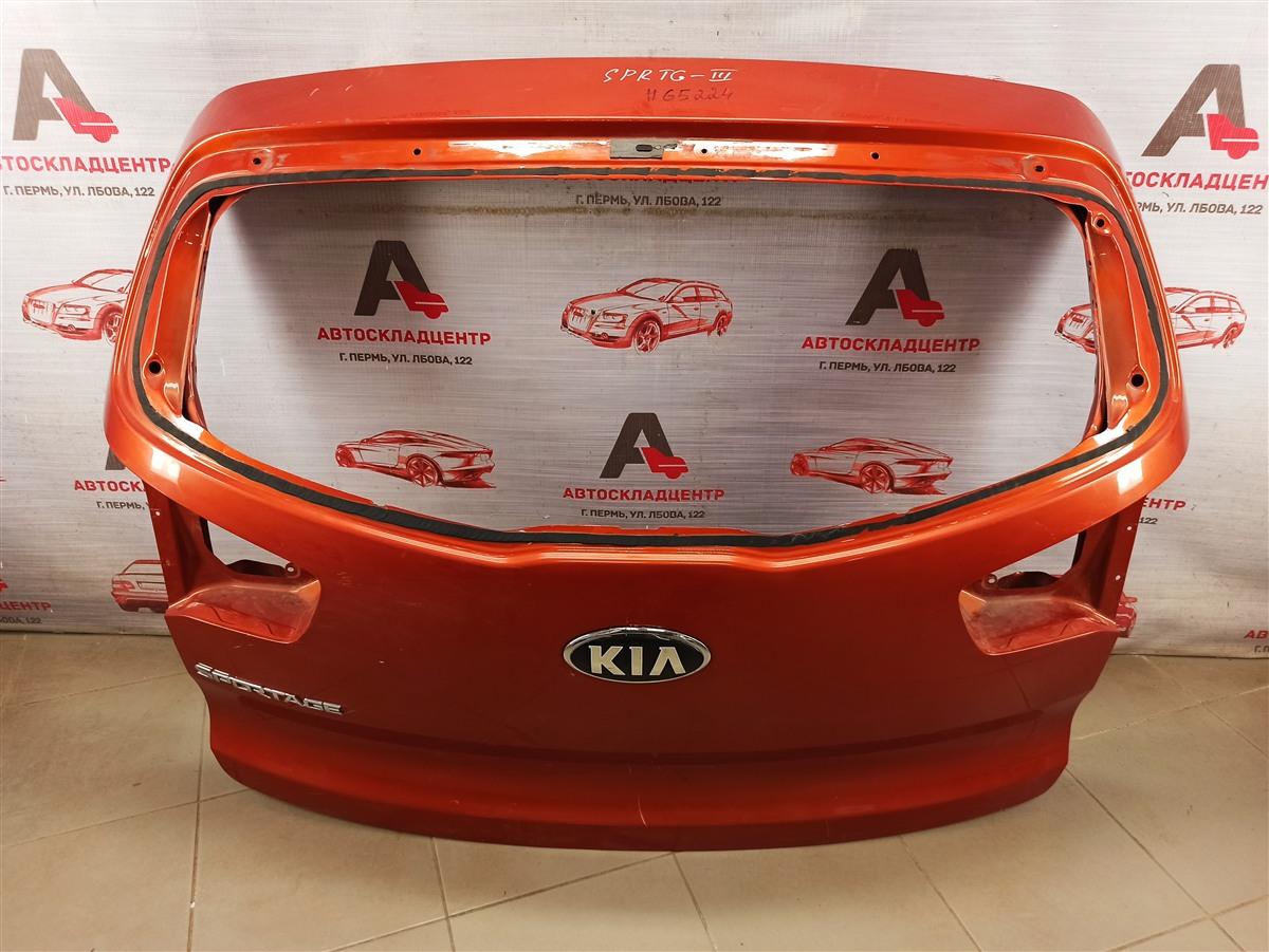 Дверь багажника Kia Sportage (2010-2016)
