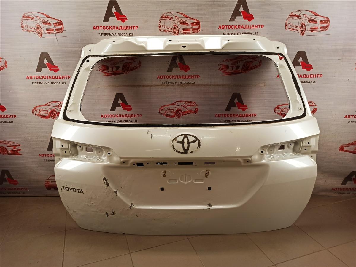 Дверь багажника Toyota Fortuner (An160) 2015-Н.в.