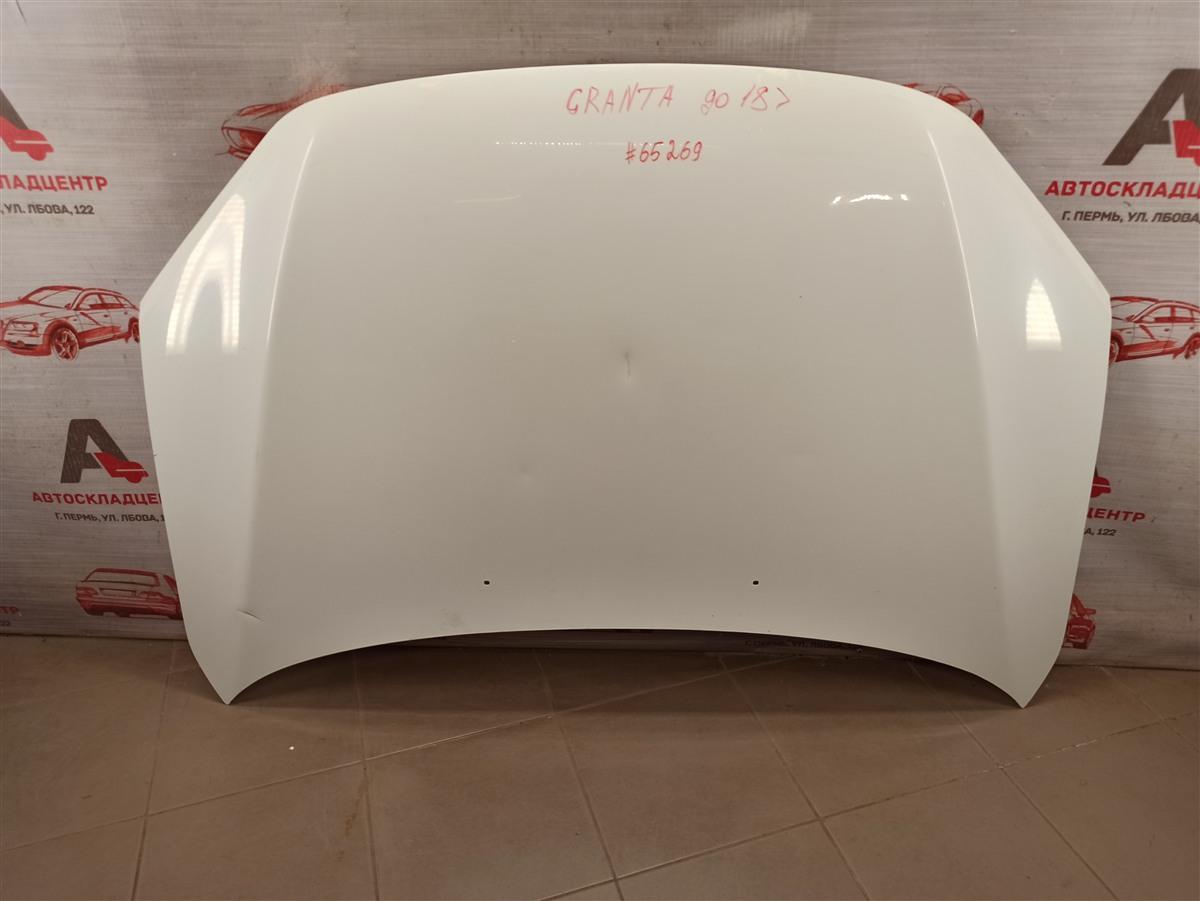 Капот Lada Granta 2011