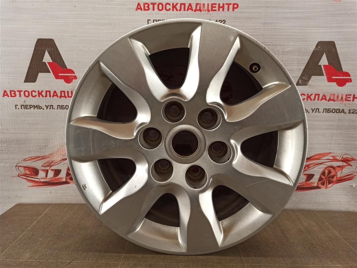 Диск колеса (литой) Mitsubishi Pajero (2006-Н.в.)