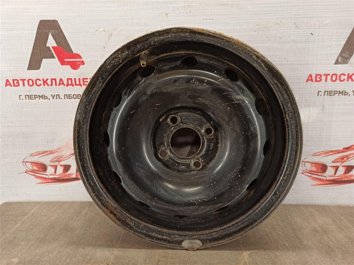 Диск колеса (штампованный) Lada Largus