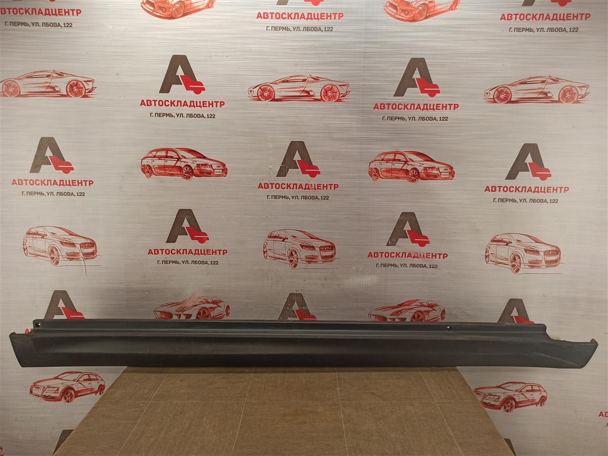 Накладка порога кузова - наружная облицовка Suzuki Vitara (2014-Н.в.) правая