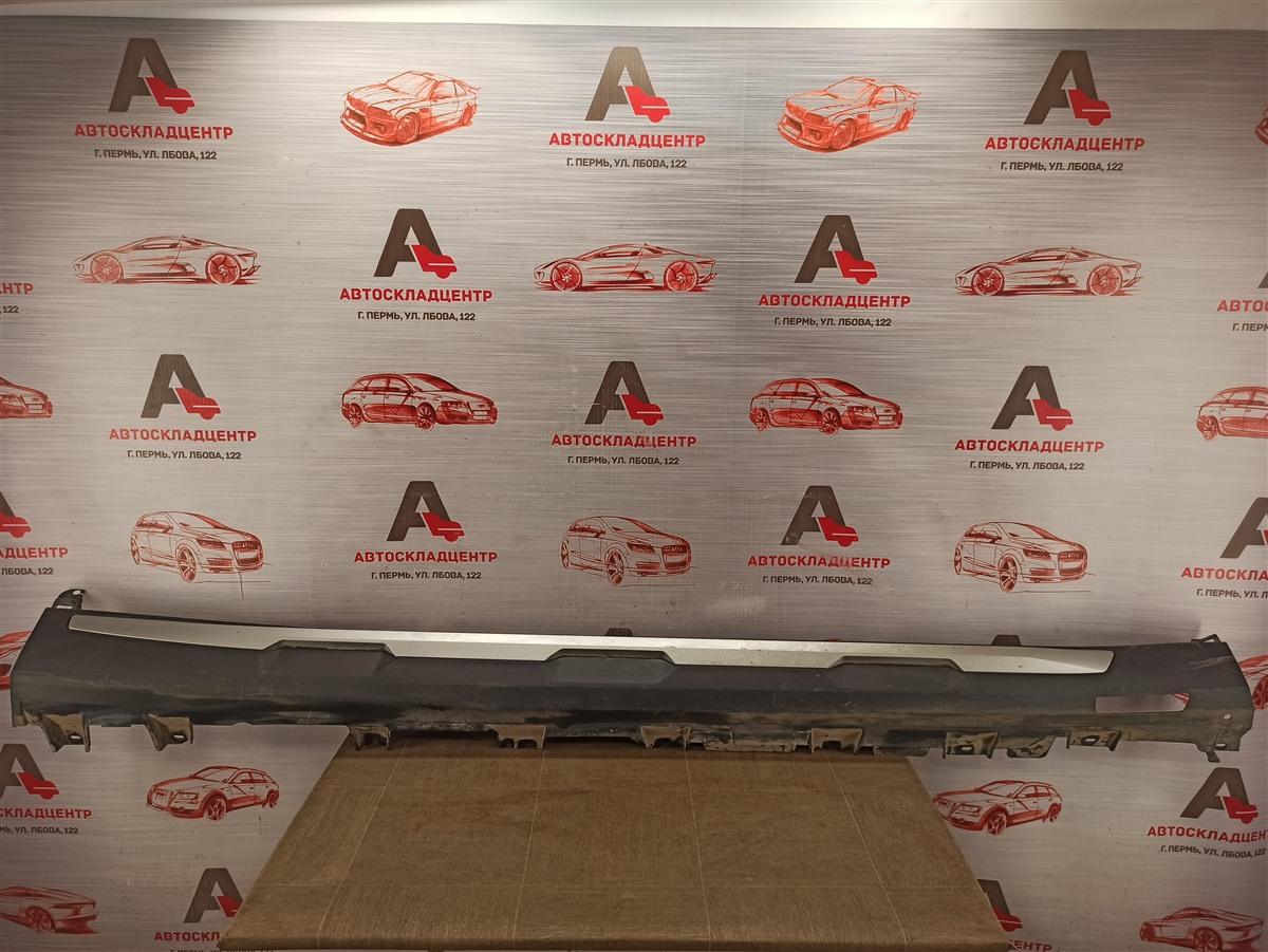 Накладка порога кузова - наружная облицовка Bmw X5-Series (G05) 2018-Н.в. правая