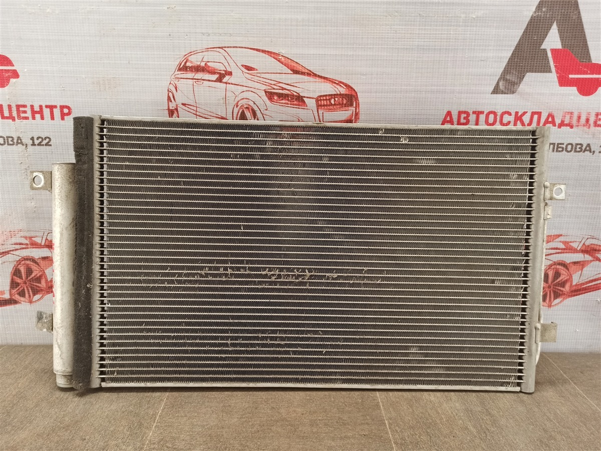 Конденсер (радиатор кондиционера) Lada Granta