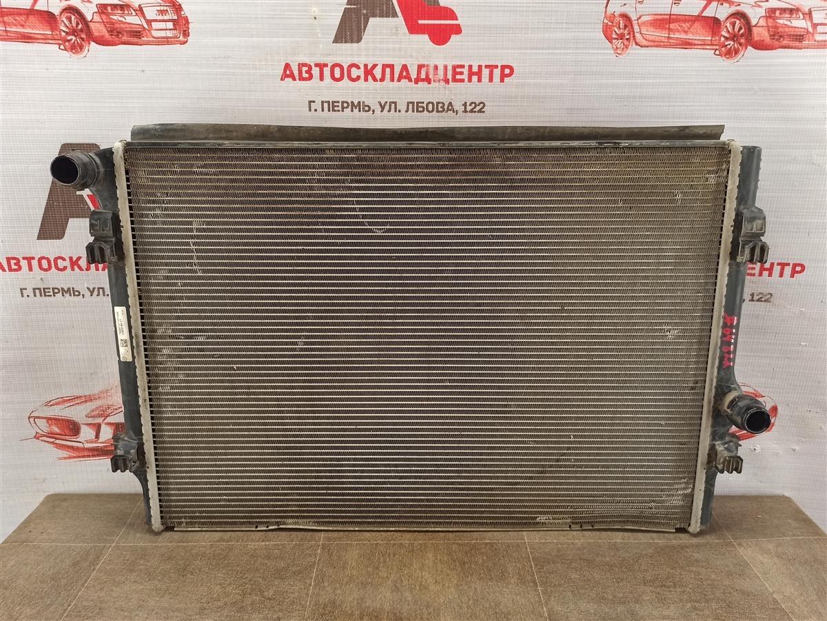 Радиатор охлаждения двигателя Skoda Kodiaq (2016-Н.в.)