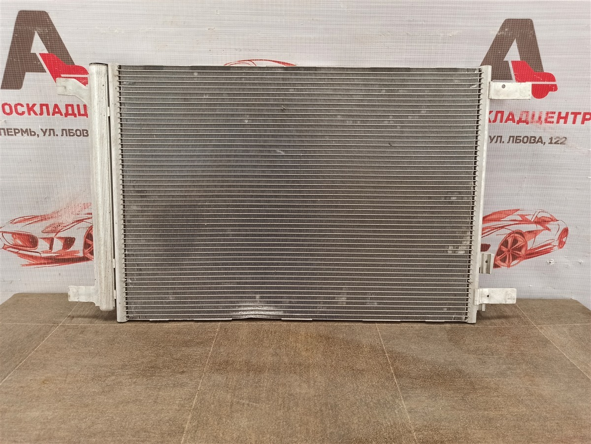 Конденсер (радиатор кондиционера) Audi A3 (2012-Н.в.)