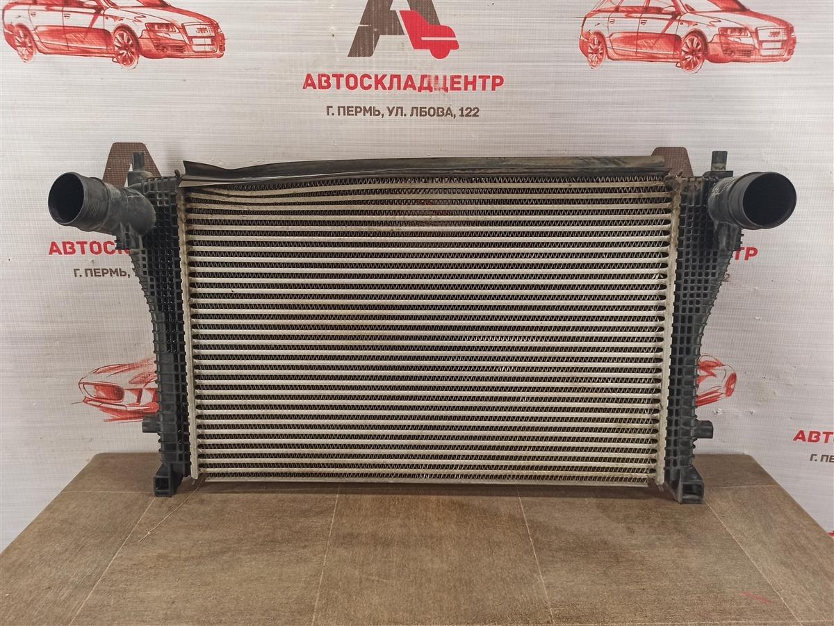 Интеркулер - радиатор промежуточного охлаждения воздуха Volkswagen Golf (Mk7) 2012-2019